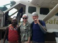 Two Longnecks Travel to AFRICA: Day 8, travelday